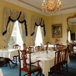 Restaurante/sala de desayunos Willoughby House and Apartments Cheltenham (England)