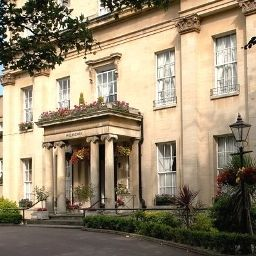 Exterior del hotel Willoughby House and Apartments Cheltenham (England)