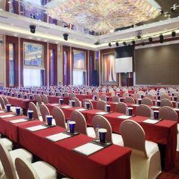Vestíbulo del hotel Crowne Plaza SHENYANG PARKVIEW