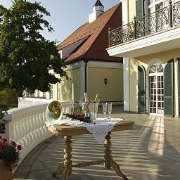 Garden Gut Altholz Landhotel Plattling (Bayern)