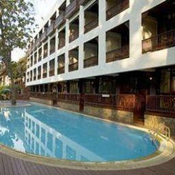 Basen THE IMPERIAL TARA MAE HONG SON HOTEL