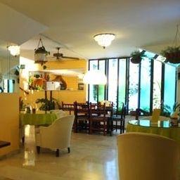 Bar de l'hôtel Altamar