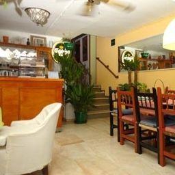 Salle du petit-déjeuner Altamar