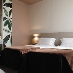Room EuroHotel Roma Nord