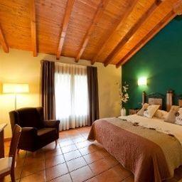 Camera con balcone Atxurra Hotel-Apartamento Rural