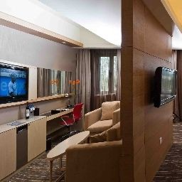 Junior suite Days Inn Business Longwan Beijing (Beijing Municipality)