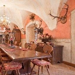 Hotel interior Schloss Matzen