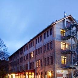 Vista esterna JUFA Bregenz