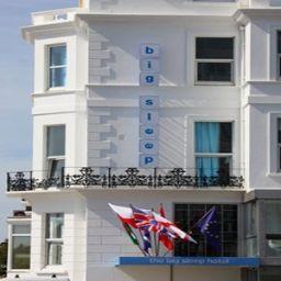 Außenansicht The Big Sleep Hotel Eastbourne by Compass Hospitality