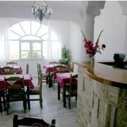 Interior del hotel Anna