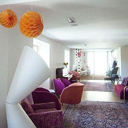 Vestíbulo del hotel Azalea Park Hotel
