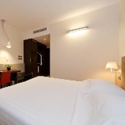 Habitación UNA Hotel Modena