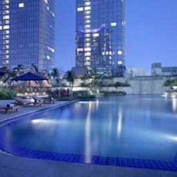 Pool Pacific Place The Residences at The Ritz-Carlton Jakarta Jakarta