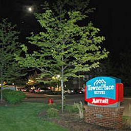 Widok zewnętrzny TownePlace Suites East Lansing