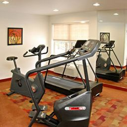 Sala spa/fitness TownePlace Suites East Lansing