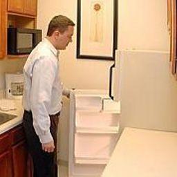 Pokój TownePlace Suites East Lansing
