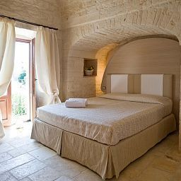 Junior Suite Le Alcove Resort nei Trulli Alberobello (Bari)