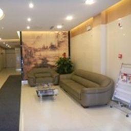 Hall de l'hôtel Jin Jiang Inn Shenyang Imperial Place