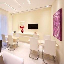 Breakfast room Palazzo Montefusco Relais