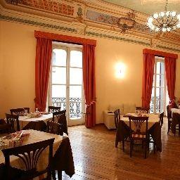 Salle du petit-déjeuner Medici