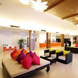Vestíbulo del hotel Sunwing Resort Kamala Beach
