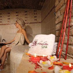 Sala spa/fitness La Cartiera