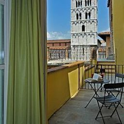 Terrasse Antica Residenza dell'Angelo Lucca (Tuscany)