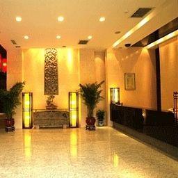 Vestíbulo del hotel Guan Zhong Tavern