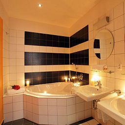 Bagno in camera Royal Road Residence Prague (Praha)