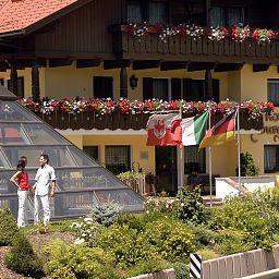 Vista exterior Burgfrieden