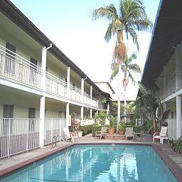 Piscine Coral Sands Motel