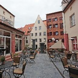 Terrace Scheelehof