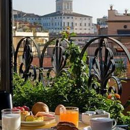 Restaurante/sala de desayunos Trevi Collection Rome (Roma)