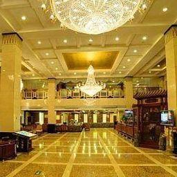 Hall de l'hôtel Wuliangye Longzhaoshu