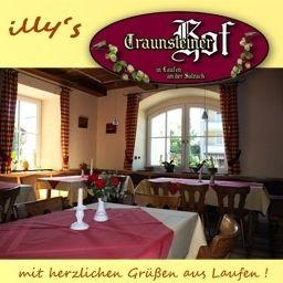 Restaurant/breakfast room Traunsteiner Hof
