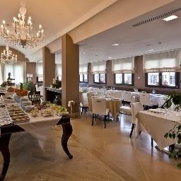 Restaurante Grand Hotel Villa Itria