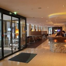 Reception Holiday Inn Express DRESDEN CITY CENTRE