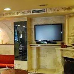 Hotel interior Poseidonio