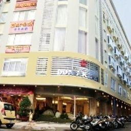 Hall de l'hôtel Dong Kinh