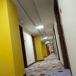 Hall de l'hôtel Holiday Inn BRISTOL CITY CENTRE