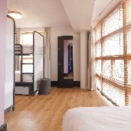 Comfort room Generator Hostel