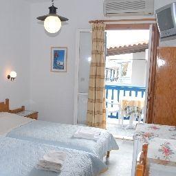 Zimmer mit Balkon Almare