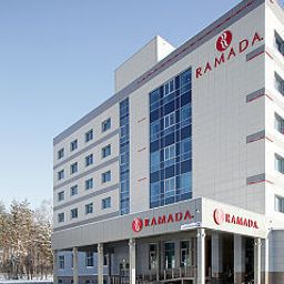 Vue extérieure Ramada Moscow Domodedovo Рамада Домодедово Moscow (Moscow)