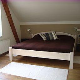 Komfortzimmer Elbhof Harnisch