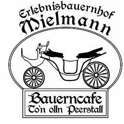 Certificado/logotipo Mielmann Erlebnisbauernhof