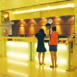 Réception Jin Jiang Inn Hai Lun Road
