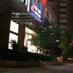 Intérieur de l'hôtel Jin Jiang Inn Hai Lun Road