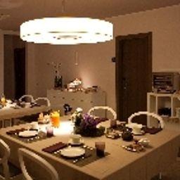 Breakfast room Anba B&B Deluxe