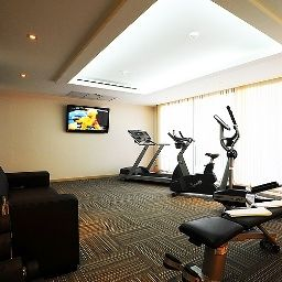 Fitness Baan K Residence managed by Bliston Bangkok (Bangkok Metropolitan Region)