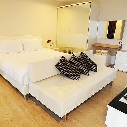 Chambre double (standard) Baan K Residence managed by Bliston Bangkok (Bangkok Metropolitan Region)